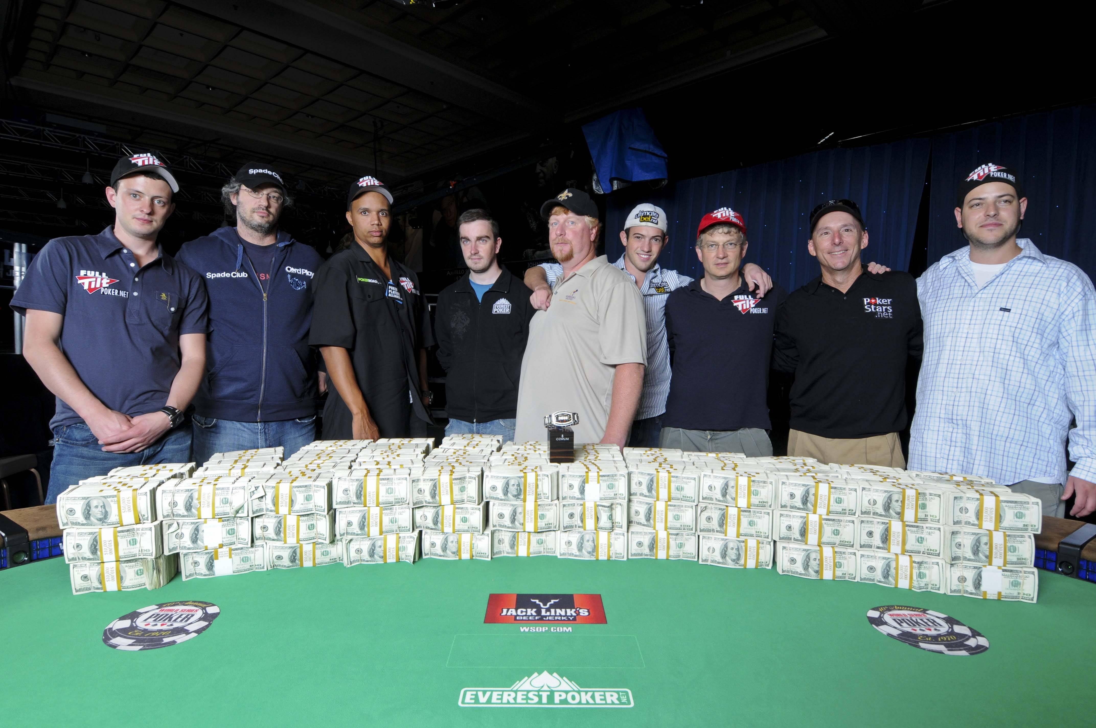 Самый большой выигрыш в истории покера 12 фотография